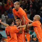 Holland through to World cup final
