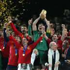 Spain crowned new World cup Champions