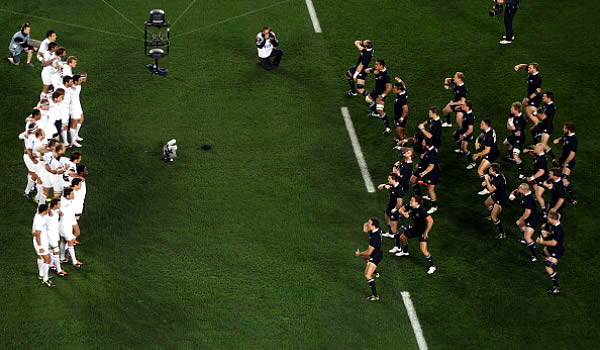 French fined for Confronting Haka