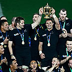 New Zealand win 'Black to Black'  World Cups