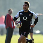 Barritt starts for England against Ireland in trial