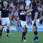 Scotland make ten changes for South Africa