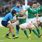 Ireland do just enough against Italy in RWC