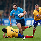 Italy beat Romania and qualify for RWC 2019
