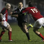 Maori All Blacks too strong for Canada