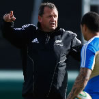 All Black coaches Foster and Cron commit to NZ
