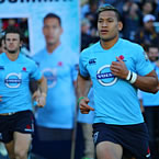 Folau starts for Waratahs against Highlanders