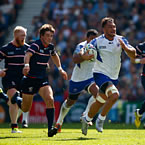 Samoa comfortably beat United States in RWC