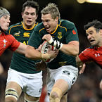 De Villiers: Boks are ready for end of year push