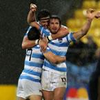 Argentina's Bosch to miss Ireland clash in RWC