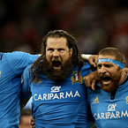 Castrogiovanni to set Italy record in RWC opener