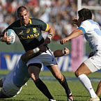 South Africa survive scare in Salta against Pumas