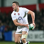 Lancaster names England world cup training squad