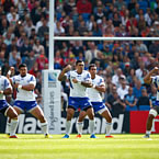 Samoa bench Pisi brothers for South Africa