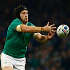 Ireland lose O'Brien for Argentina RWC match