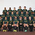Race row about to hit South Africa's Springboks