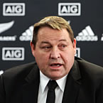 Hansen not afraid to drop All Black stars at RWC