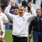 RFU sign England coach Lancaster until 2020