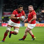 Wales name strong side with three changes for Fiji