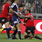 Crusaders earn Taylor made victory over Stormers