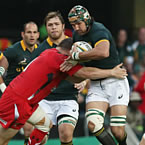 Matfield back in Bok Rugby Championship squad