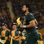 Matfield : Springboks want to finish on a high