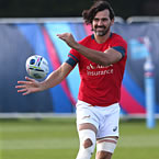 Matfield captains South Africa against Argentina