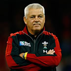 Wales change three for South Africa in RWC QF