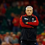 Gatland slams World Rugby for 'group of hell'